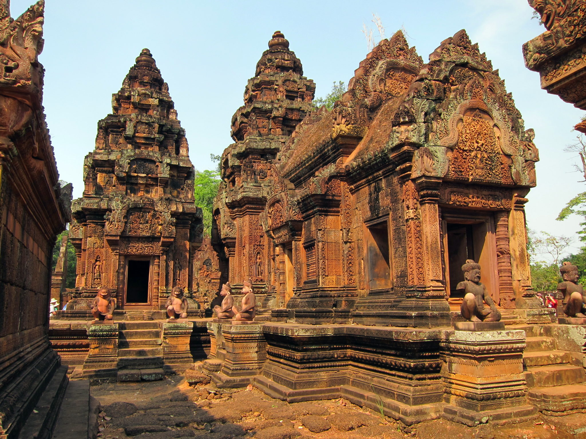 Far Flung Temples And A Wild Ride Through The Cambodian