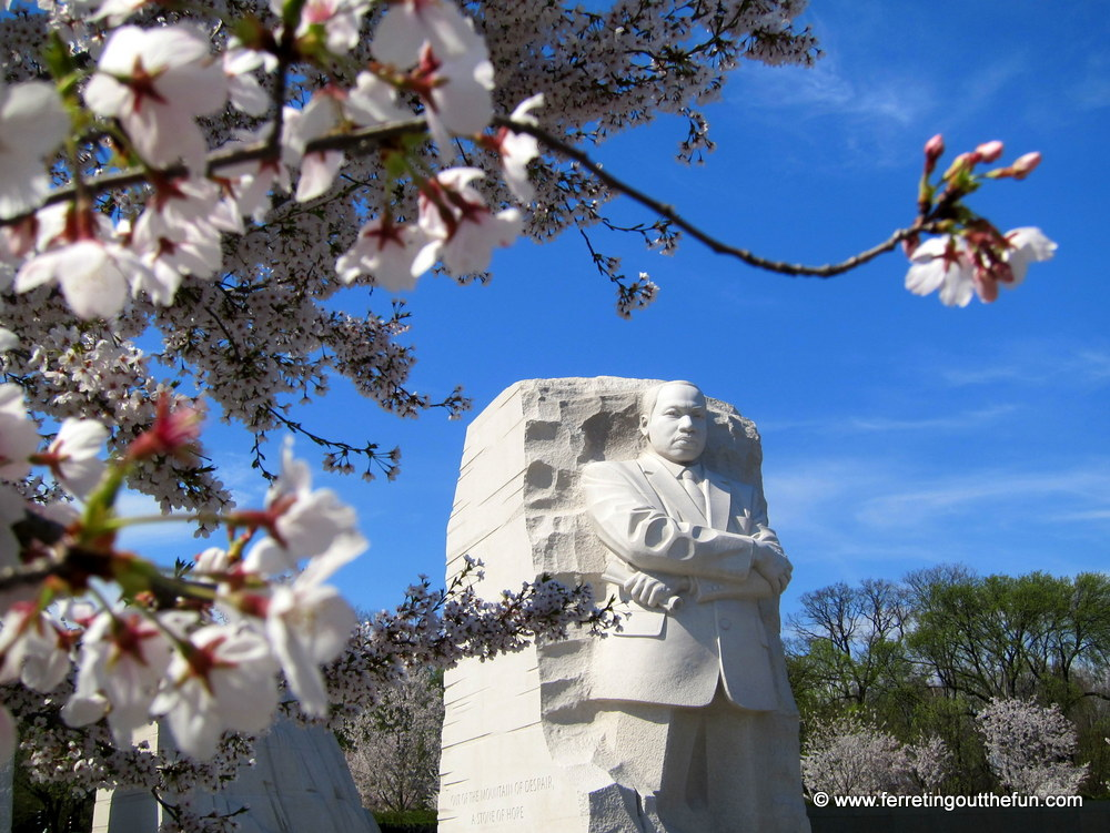 DC Martin Luther King Memorial