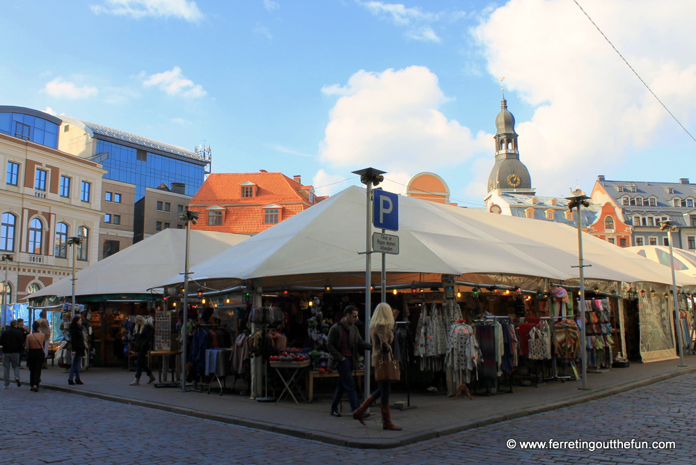 Riga Craft Market