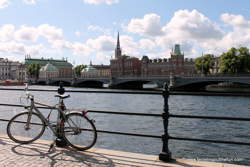 top things to do in Stockholm Sweden
