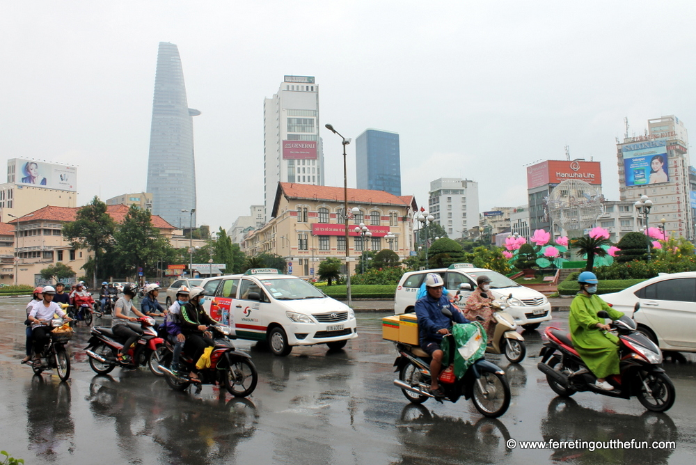Three Days in Ho Chi Minh City, Vietnam - Ferreting Out the Fun