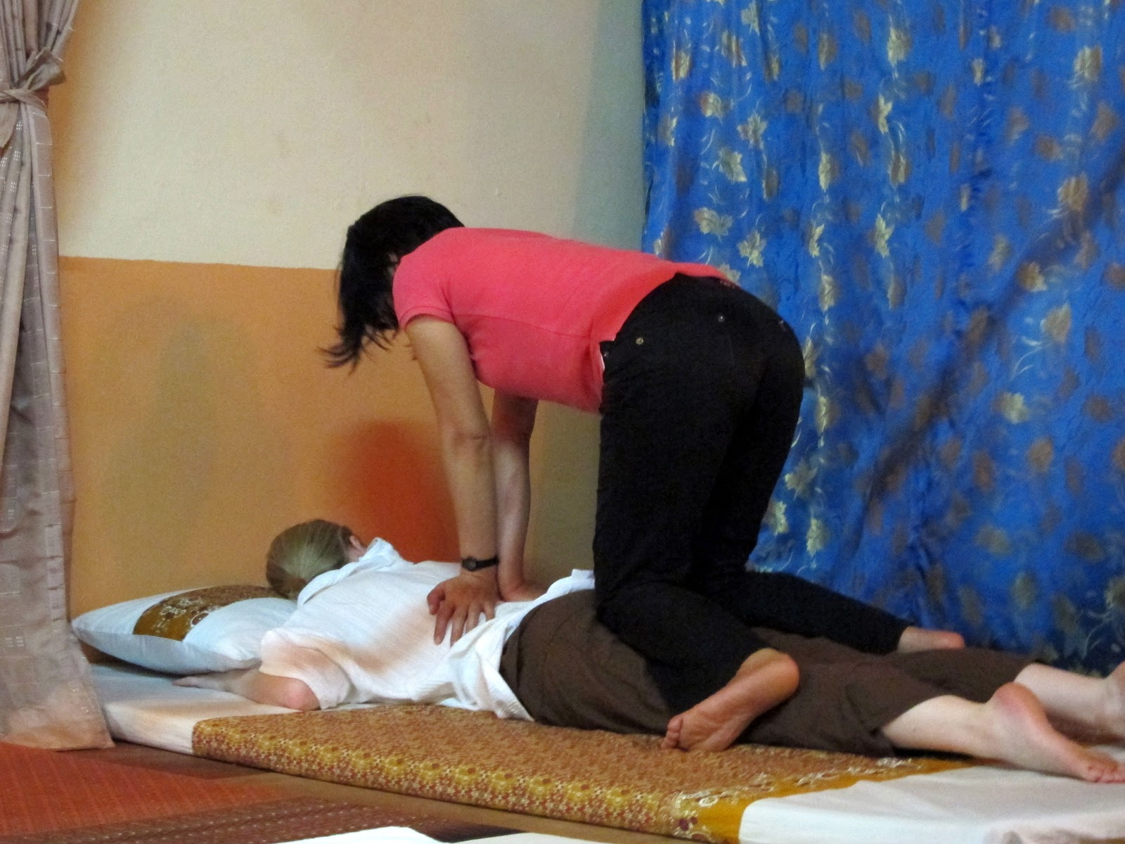 Thai Massage: It Hurts So Good! - Ferreting Out the Fun