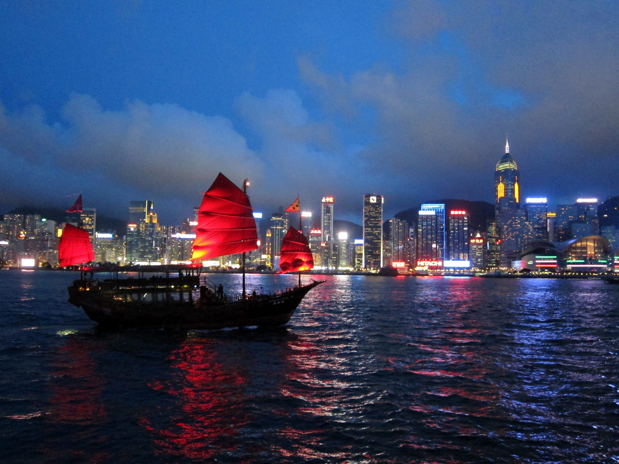 Fastest Jet In The World >> Victoria Peak and Victoria Harbor, in Photos - Ferreting ...