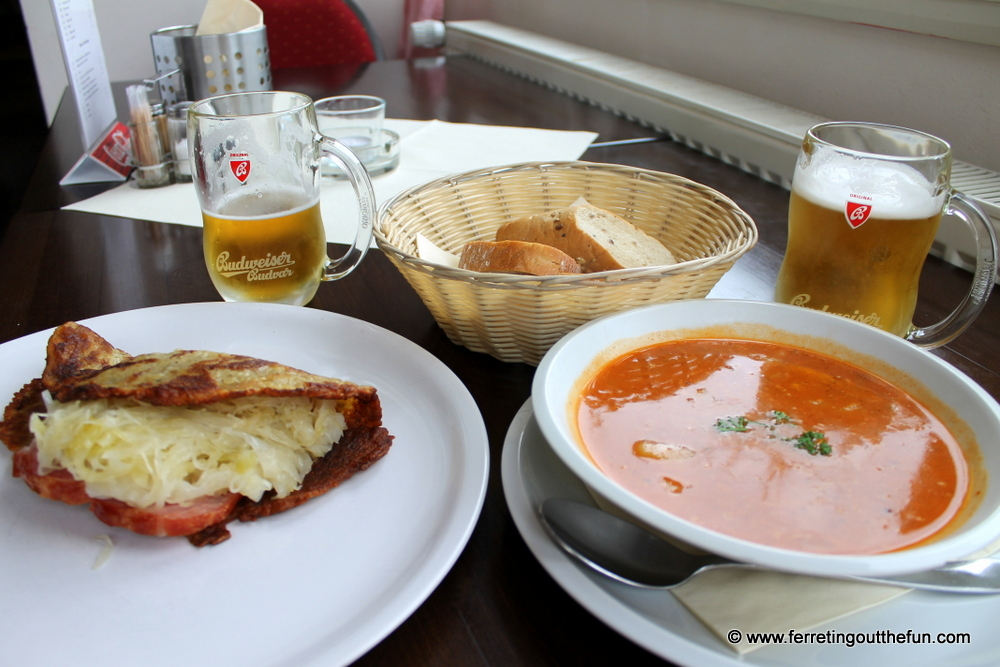 where to eat in Kutna Hora