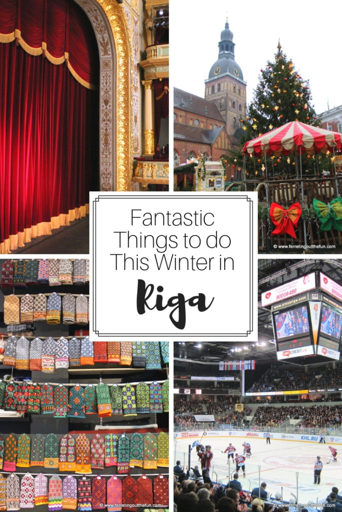 Fun and unique things to do in #Riga #Latvia in #winter // #traveltips